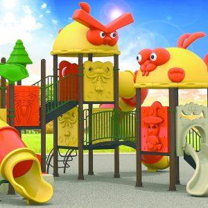 Parques infantiles exteriores